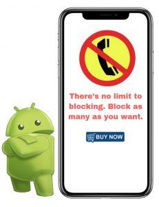 Call blocker app for parents