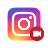 Instagram screen recorder