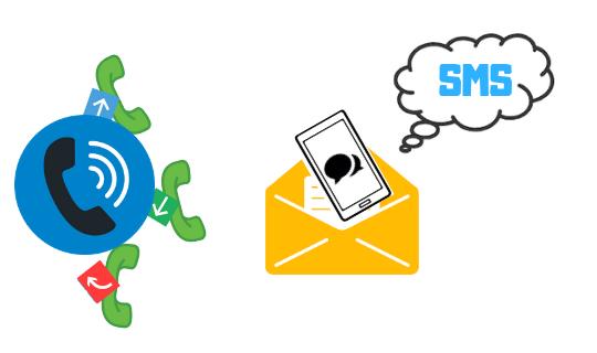 SMS & Call logs