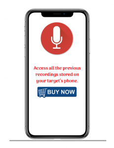 Listen to all recording that are stored on phones