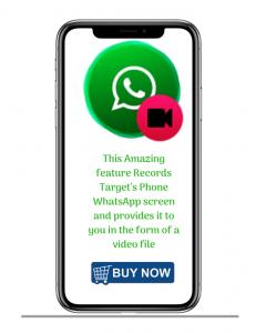 Whatsapp Screen Recorder Blurspy Secretly Record Whatsapp