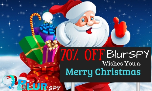 Merry Christmas From BlurSPY