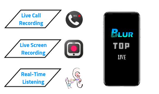 Live Call recording | Cell phone spy | BlurSPY App