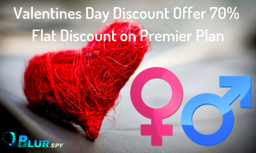 Valentines Day Discount Offer 70% Flat Discount on Premier Plan