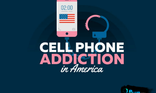 Cell Phone Addiction in America- Lessons for Parents All Around the World