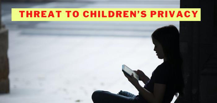 Threat to Children's Privacy - BlurSPY